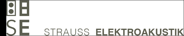 Strauss Elektroakustik Logo